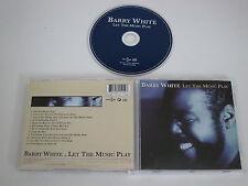 BARRY WHITE/LET THE MUSIC PLAY(SPECTRUM 551 515-2) CD ALBUM
