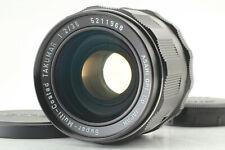 Autocollant EXC 】 PENTAX Smc Super-Multi-Coated Takumar 35mm F/2 Pour M42 De