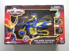 POWER RANGERS Mystic Force SOLARIS KNIGHT Radio Control Cycle Bandai 2006 NIB