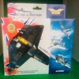 Corgi Aviation Archive 49201 1:72 Messerschmitt 109E Battle of Britain.