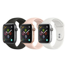 Apple Watch Series 4 Aluminum | 40mm 44mm | GPS + Cellular | Gray/ Silver/ Gold