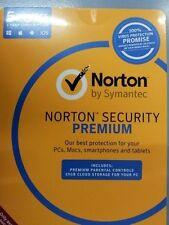 Symantec Norton Internet Security Premium 2017 Antivirus