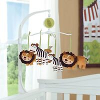 Summer infant Jungle Buddies Baby Crib Musical Mobile