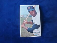 1964 TOPPS GIANT-WASHINGTON SENATORS CHUCK HINTON  # 20