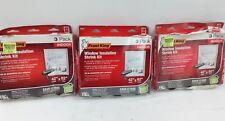 "Frost King Indoor V73 Patio Door Insulation Shrink Kit 42"" X 62"" Lot of 3 (3-Pk)"