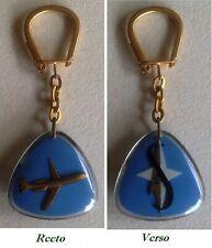 Porte clés Bourbon Aérospatiale Caravelle