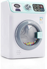 infunbebe Jeeves Jr. Washing Machine Electronic Toy Washer with Realistic Sounds