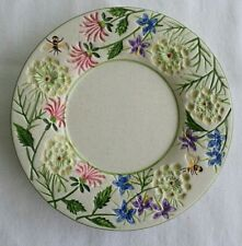 Yankee Candle Floral / Flower & Bees Candle Holder Dish