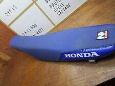 CRF 450 HONDA 2004 CRF 450R 2004 SEAT