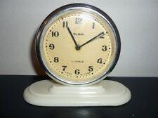Vintage Russian Slava Alarm Clock 11 Jewels USSR