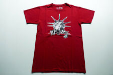Tee shirt billabong rouge homme new york taille S