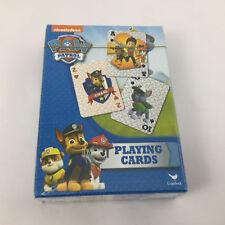 Paw Patrol Playing Cards Nickelodeon Cardinal New Free Tracking Kids