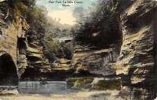 deer park la salle county illinois L4799 antique postcard