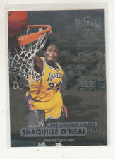 SHAQUILLE O'NEAL 1997-98 Skybox Metal Universe Championship #1 Lakers Mint