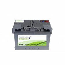 Batería para coche Gold Start-Stop 12V 70Ah 680A con borne + derecha