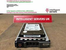Dell 600GB 15K 6G SAS 2.5'' Hot Plug Hard Drive 990FD / 0990FD