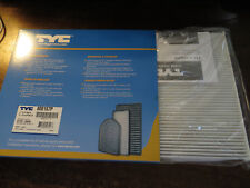 TYC 800157P Cabin Filter