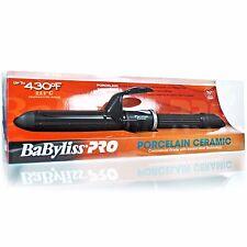 """BABP125S BaBylissPRO Porcelain Ceramic 1¼"""" Spring Curling Iron"""