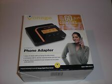 Vonage VDV21-VD Home Digital Phone VoIP Wire 2 Porter Router Internet Full Set ✪