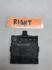 11 12 MERCEDES BENZ SLS 63 COUPE RIGHT PASS. DOOR MODULE COMPUTER A1979002100