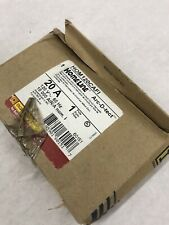 New Circuit Breaker Square D Homeline  HOM120CAFI 20 Amp 1 Pole Combo AFCI