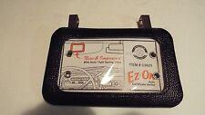 Sun Visor Mount For Rat Rod Custom Hot Rod Vintage Registration Card Holder