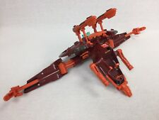 1995 Playmates Exo Squad Thrax Neofighter Space E-Frame Vehicle ONLY FREE SH
