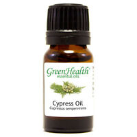 10 ml Cypress Essential Oil (100% Pure & Natural) - GreenHealth