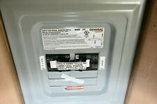 GENERAC Model 6333 Single Load 60 Amp  Manual Transfer Switch