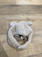 New Zara Baby Bear Hat 9-12 Months