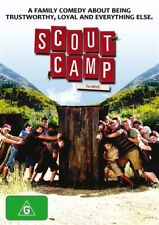 Scout Camp (DVD) Family/Comedy  [Region 4] NEW/SEALED