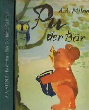 A.A. Milne, Pu der Bär, Eine Geschichte f Kinder, ill. Shepard, Bücherbund 1968