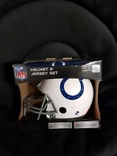 9d8694792 Franklin NFL Indianapolis Colts Youth Helmet and Jersey Set Ages 5-9 Costume