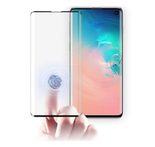 100% Fingerprint Unlock Tempered Glass Protector for Samsung Galaxy S10/S10 Plus