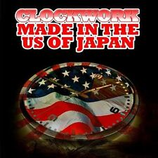 Clockwork - Made in the Us of Japan [New CD] Manufactured On Demand
