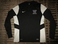 Washington Huskies Soccer Team #6 Nike game used worn Jersey XL mens