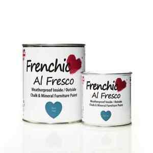 Frenchic Al Fresco Steel Teal 250ml