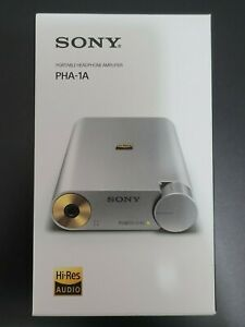 Sony PHA-1A USB DAC Headphone Amplifier - Purchased from Japan