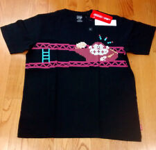 Nintendo Donkey Kong Mens Large Black '17 Retro Graphic T LTD Edition Shirt