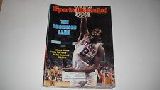 Moses Malone & Sixers -Sports Illustrated- 6/6/1983