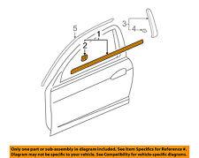 Acura HONDA OEM RSX Door-Window Sweep Belt Molding Weatherstrip Left 72450S6M003