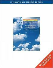 Theory and Practice of Counseling & Psychotherapy, International Edition, Very G