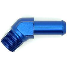 1/4 npt à 9mm 10mm (3/8) 45 Degré Coude Pousser Sur Barb queue Raccord Adaptateur