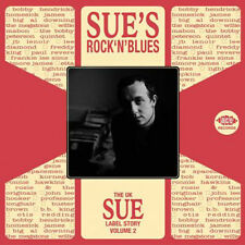 "THE UK SUE LABEL STORY VOL. 2  ""SUE's ROCK'N'BLUES""  26 R&B, R&R & BLUES  TRACKS"