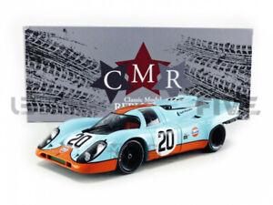 CMR 1/18 - PORSCHE 917 K GULF - LE MANS 1970 - CMR127