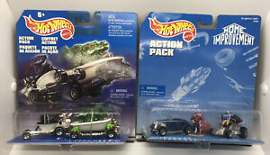 Hot Wheels Action Packs Home Inprovement And Scum Chums