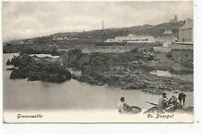 irish postcard ireland donegal greencastle