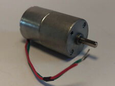 Getriebemotor 12 V DC  20 U/min