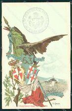 Militari Reggimentali 63º Reggimento Fanteria cartolina XF5216