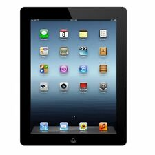 Geniune Apple iPad 3 3nd Generation 64GB WiFi Black *VGWC!* + Warranty!
